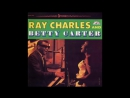 Ray charles ★ betty carter ★ alone together ★ abc paramount records ★ 1961