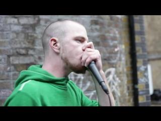 Heymoonshaker - london part 2 (dave crowe beatbox dubstep session)