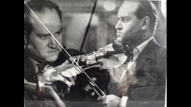 Давид Ойстрах. Гений скрипки. - David Ostrakh. Genius of the violine. - фильм Никиты Тихонова 2008