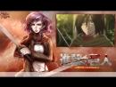Shingeki no Kyojin OP1 FULL RUS Guren no Yumiya Cover by Sati Akura mp4