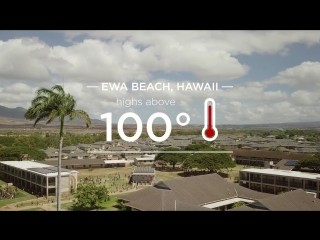 Powerwall cools down hot classrooms in Hawaii