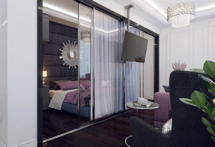 Дизайн квартиры 46 кв.