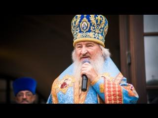 Проповедь митрополита Феофана в праздник явления Казанской иконы Божией Матери