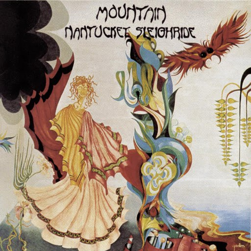 Mountain альбом Nantucket Sleighride
