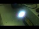 Очистка инструмента от ржавчины лазером. Цех 219.