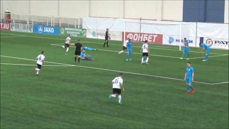 «Сибирь» (Новосибирск) – ФК «Тюмень» - 0:2