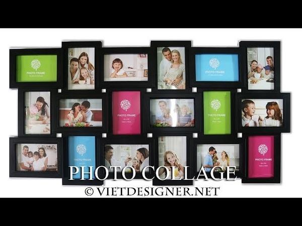 Hướng dẫn ghép nhiều ảnh với nhau cực dễ với Photo Collage