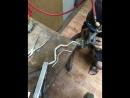 Изготовление фрагмента трубки кондиционера