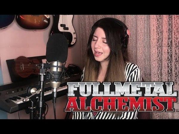 Fullmetal Alchemist OP1   Опенинг на русском   Yui - Again (Russian version)
