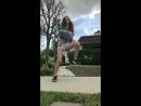 Jayden Bartels 4 teen dance