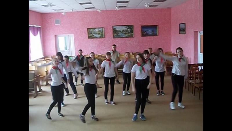 Флэшмоб Первомайск
