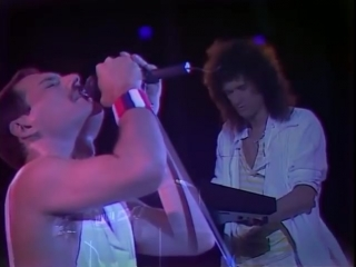 Queen - Who Wants To Live Forever (Live at Wembley 1986)