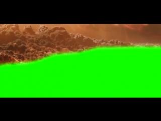 Взрыв футаж хромакей на зеленом фоне - Green screen explosion.mp4