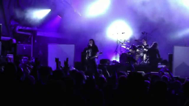 CARCASS Fall of summer festival, Blackwaters stage, Torcy (FR), 05 septembre 2014