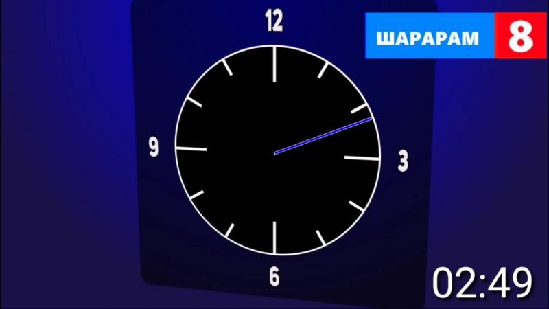 Конец эфира (Шарарам-8, 20.01.2018)