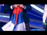 Я Сербский Флаг Переверну - КВН 2018 - Планета Сочи
