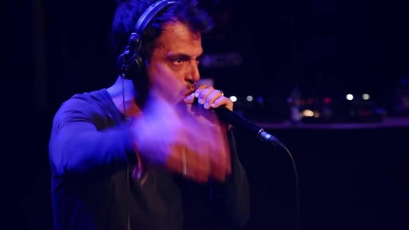 [Swissbeatbox] TIONEB vs NME | Grand Beatbox LOOPSTATION Battle 2018 | 14 Final