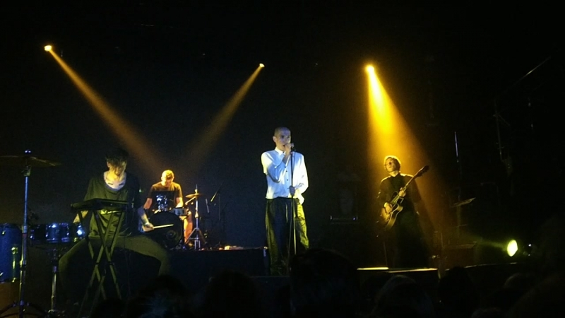 SHORTPARIS live Aurora Concert Hall 18 05 2018