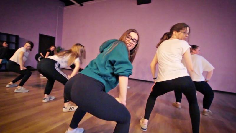Мастер-класс по Girly Hip-Hop от Кристины Мазэре | Школа танцев Alexis Dance Studio