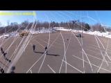 Дрон-перехватчик Robotic Falconry Drone Catcher System