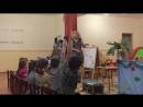 Открытое занятие по английскому языку The magic box (после всего двух месяцев обучения)