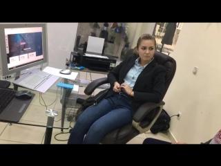 CryptoLandFund/в офисе/обзор кабинета/Odessa