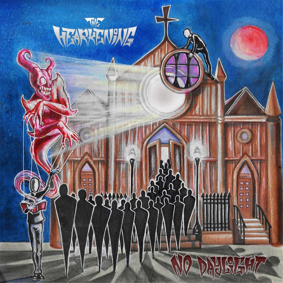 The Hearkening - No Daylight [EP] (2017)