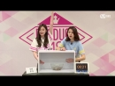 180530 Special Video @ Huh Yunjin / Produce 48