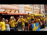 Шведы поют калинку-малинку в Нижнем