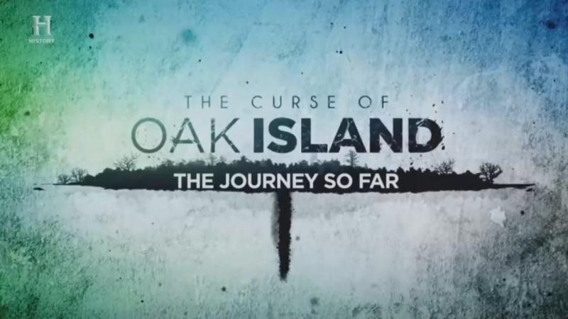 Проклятие острова Оук 5 сезон 7 серия. Засуха The Curse of Oak Island
