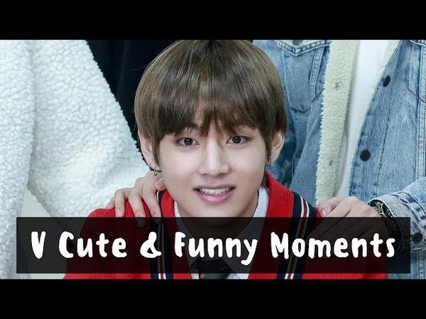 V BTS Cute and Funny Moments Compilation Part 5