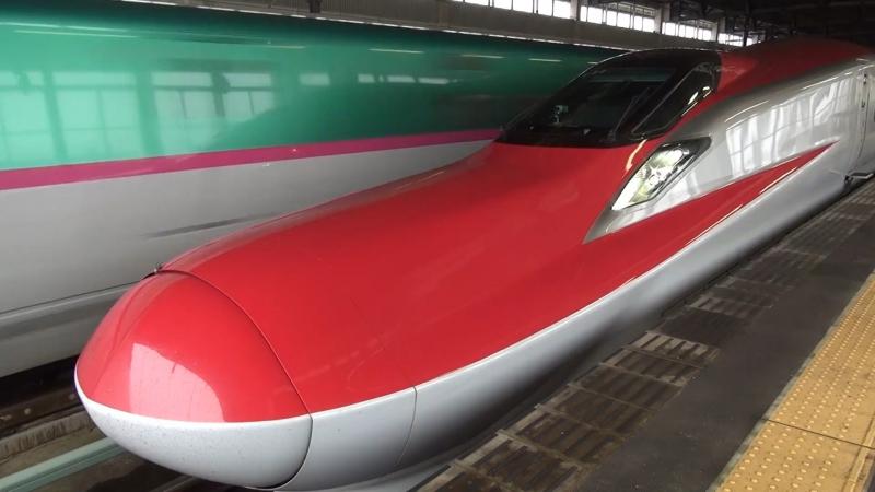 Электропоезд Синкансэн Shinkansen серии E5