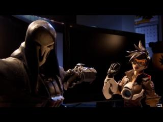 Хватай и пеки - Годовщина Overwatch