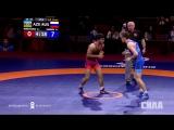 Чемпионат Европы. Греко-римская борьба. Mukhtarov vs Surkov