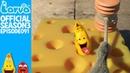 Exclusive Official Cheese Larva Season 3 Episode 91