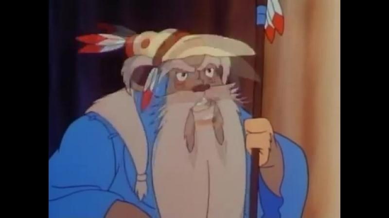 Die Ewoks (1985) Folge 12 _ Wie die Ewoks ihre Ernte vor den Thuloks sichern
