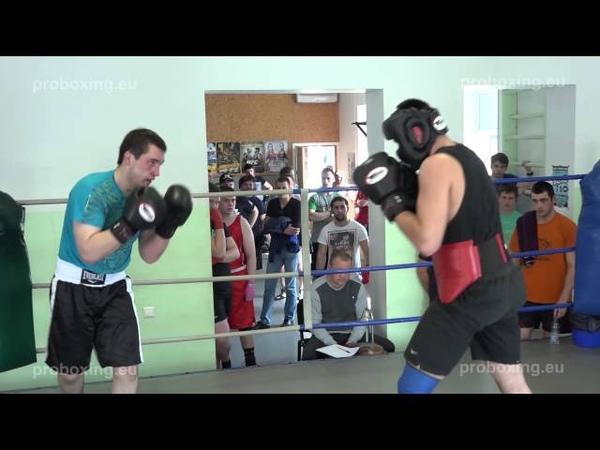 22.04.2015 Raimonds Matjušenoks (Rīga) VS Artjoms Savdons (Jūrmala) proboxing.eu