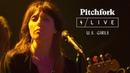 U.S. Girls @ Brooklyn Steel   Pitchfork Live