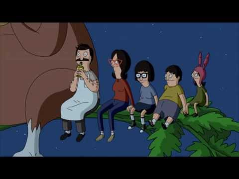 Bob's Burgers - Best Totoro reference ever