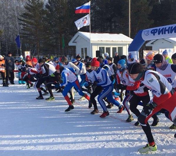В Каменске-Уральском состоялся Чемпионат и первенство Свердловской области по зимнему триатлону