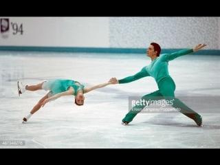 [HD] Ekaterina Gordeeva and Sergei Grinkov 1994 Lillehammer Olympic - Exhibition