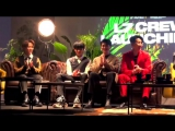 21.12.2017 Highr Music X L7 Hotel press conference