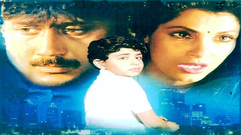 Индийский фильмЕсли быKaash (Индия,1987г) Джеки Шроф,Димпл Камадия.
