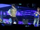 【1080p HD】 160528 SUPER CAMP Macau (leeteuk focus)HeeChul Dance game CHEER UP,Pi