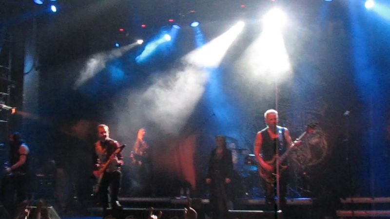 Therion. The Rise of Sodom and Gomorrah.