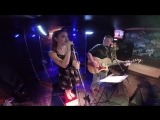LIVE Е. Гоман и А. Комарова - Free Fallin' (Tom Petty' cover)