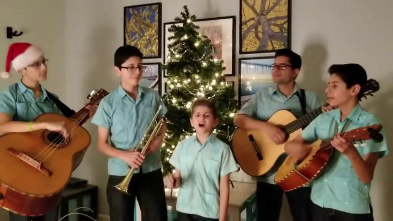 Cielito Lindo ¡Feliz Navidad Jose Feliciano Cover США