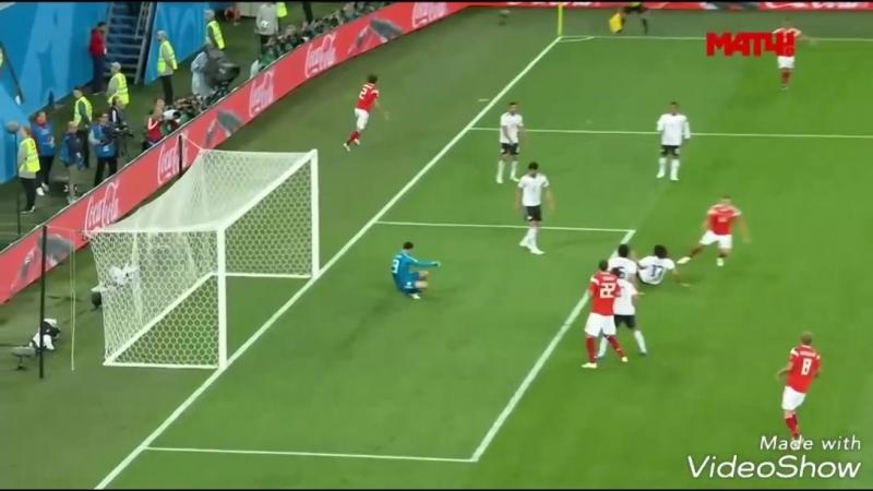 ⚽ футбол ⚽ Россия Египет 3:1 Радость победы на КМВ