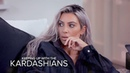 KUWTK Kim Kourtney Kardashian Clash This Sunday E