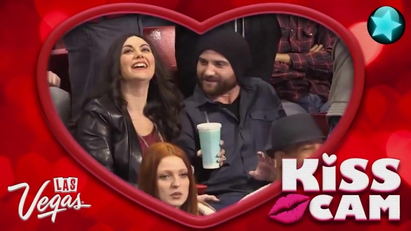 Kiss Cam awkward moments - Old but gold
